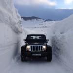 Nevero Lunada con Jeep