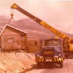 Instalación Cabaña Fondo