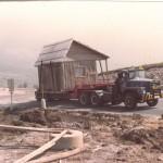 Cabaña Fondo instalación